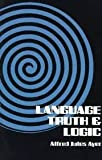 img - for Language, Truth and Logic 2nd (second) edition book / textbook / text book