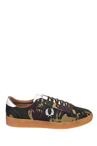 Men's Spencer Camo Canvas Low Top Sneaker