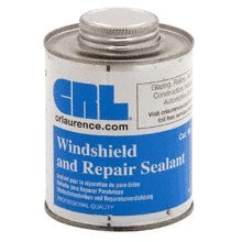 CRL Pint Windshield and Repair Butyl Sealant - Pint Can