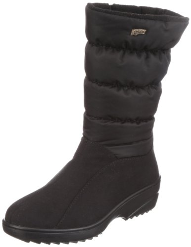 Florett Kitty Snow Boots Womens Black Schwarz (schwarz 60) Size: 5 (38 EU)