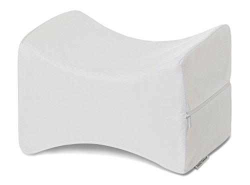Buy Cheap InteVision Knee Pillow with High Quality, 400 Thread Count, 100% Egyptian Cotton Cover