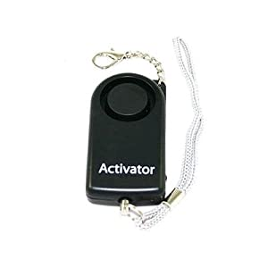 Safeguard Activator RX-5 130 dB Personal Emergency / Panic Alarm with LED Light