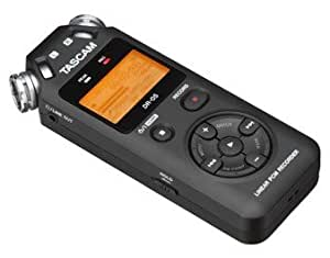 TASCAM DR-05 Portable Digital Recorder
