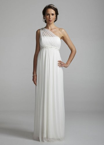 Simple wedding dresses second marriage for Appropriate wedding dresses for second marriage