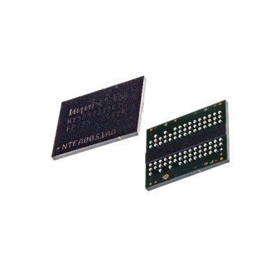 Hynix HY5PS121621C FP-25 DDR2 SDRam Chip Geforce 8400, NEU