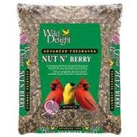 Wild Delight 366200 20-Pound Nut N-Feet Berry Birdfood