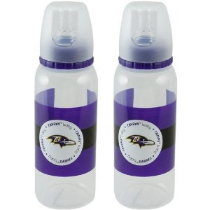 Nfl Baltimore Ravens 2 Pack Bottles front-968905