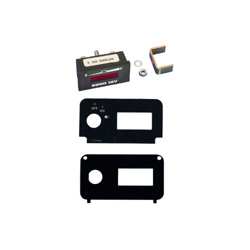 E-Z-Go 612074 State Of Charge Meter Kit For 36 Volt Txt