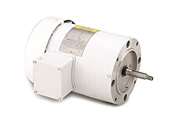 Leeson Washguard Jet Pump Motor 3 Phase 56j