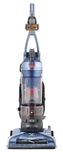 Hoover T-Series WindTunnel Pet Rewind Bagless Upright Vaccum, UH70210