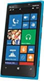 Nokia Lumia ATT 920 (Unlocked)  RM-820 Windows SmartPhone 32GB - Cyan Blue - 4G LTE GSM