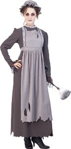 Elsa the Ghost Maid Costume - Medium - Dress Size 8-10