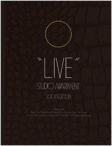 STUDIO APARTMENT LIVE [DVD]