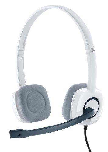 Logitech H150 Stereo Kopfhörer Kokosnuss