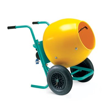 Sale!! Imer Wheelbarrow Mixer Electric 5 CF.