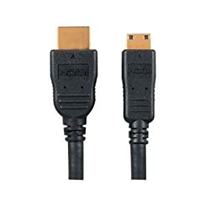 Panasonic RP-CHEM30-K HDMI Mini Cable 30m/9.8ft (Discontinued by Manufacturer)