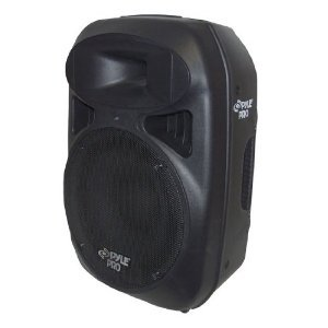 Pyle Pro PPHP1294A 12-Inch 1000 watts Portable Powered 2 Way Full Range Loud Speaker System