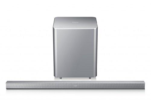 Samsung HW-F551/EN 2.1 Soundbar with Subwoofer (310 Watt Black Friday & Cyber Monday 2014