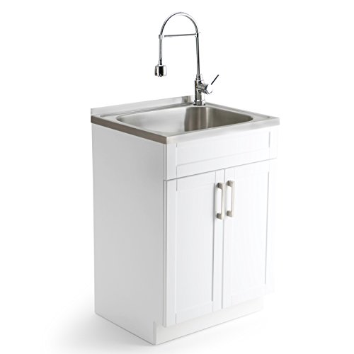 Best Utility Sink : Top 5 Best faucet utility sink for sale 2016 : Product : BOOMSbeat