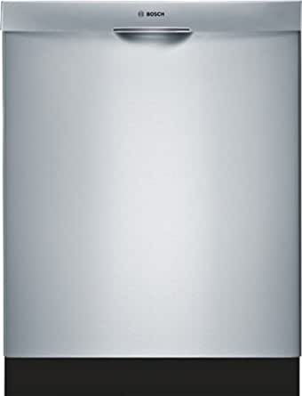 "Bosch SHE43RL5UC - 24"" DLX Recessed Handle Dishwasher 300 Series- Stainless steel"