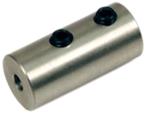 Atomik Stainless Steel Coupler for Atomik C1 34in, King of Shaves C1, Segad C1 RC Boats - 1