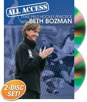All Access Duke Field Hockey with Beth Bozman (DVD) by Championship Productions