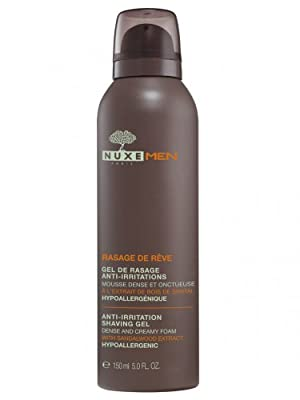 Cheapest Nuxe Anti-Irritation Shaving Gel, 5 Fluid Ounce by Nuxe - Free Shipping Available