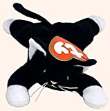 Zip the Black Cat - Ty Teenie Beanie (McDonald's Premium 1998)