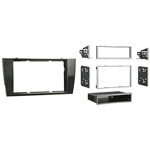 Metra 99-9501B Single or Double DIN Installation Dash Kit for Select 2001-2008 Jaguar X-Type and S-Type Vehicles (Jaguar X Type Accessories compare prices)