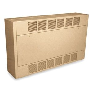 Cabinet Unit Heater, 17000 Btuh, 240V