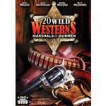 Cover art for  20 Wild Westerns Marshals & Gunmen