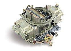Holley 0-4776C Model 4150 Double Pumper 600 Cfm Square Bore 4-Barrel Mechanical Secondary Manual Choke New Carburetor