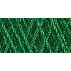 Coats Crochet South Maid Crochet, Cotton Thread Size 10, Myrtle Green