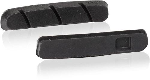 xlc-bs-r07-campagnolo-brake-pad-inserts-black-single-compound-4-piece-set-part-number-bs-x08z