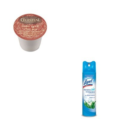 Kitgmt14738Rac76938Ea - Value Kit - Celestial Seasonings India Spice Chai Tea K-Cups (Gmt14738) And Neutra Air Fresh Scent (Rac76938Ea)