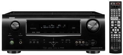 【Amazonの商品情報へ】DENON HDMI Ver,1.4a対応7,1AVサラウンドレシーバー ブラック AVR1911K