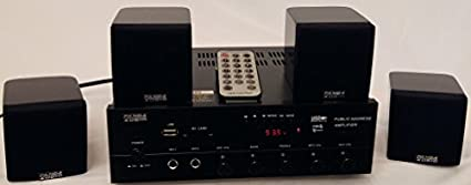 Panda Audio KV-871-L Speakers