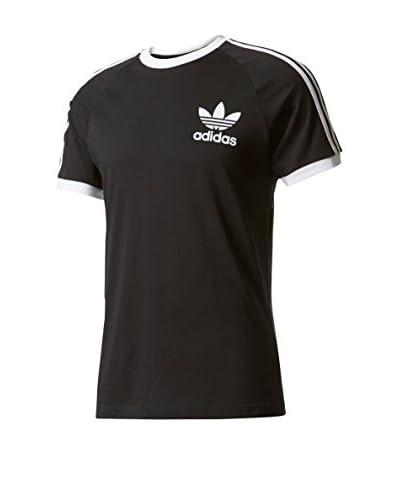 adidas Camiseta Manga Corta Clf Tee Negro