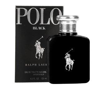 Polo Black By Ralph Lauren Mens Eau De Toilette Edt Spray 42 Oz from RALPH LAUREN