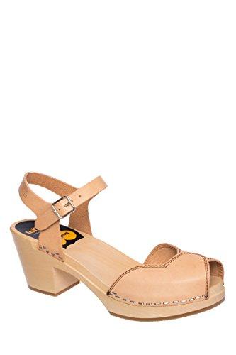 High Heart Low Heel Sandal