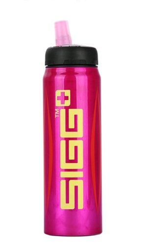 Sigg Performance Water Bottle, Pink, 0.75-Litre front-1021465