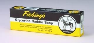 Glycerine Saddle Soap Bar, 7 oz