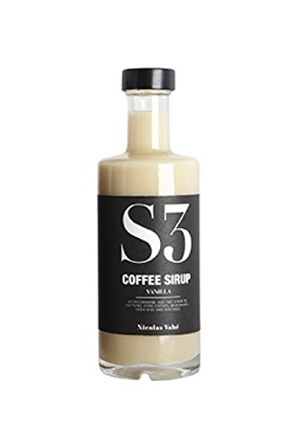 Nicolas Vahe – Kaffeesirup Vanille