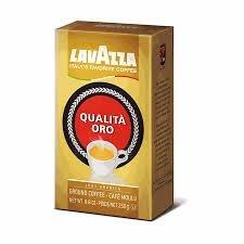 Lavazza Qualita Oro 100% Arabica Espresso - 250G