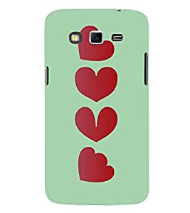 Hierarchy Of Love 3D Hard Polycarbonate Designer Back Case Cover for Samsung Galaxy Grand Neo Plus :: Samsung Galaxy Grand Neo Plus i9060i