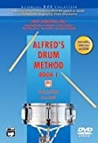 cover of Alfred's Drum Method Volume 1