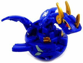 Bakugan New Vestroia Series 2 Aquos [Blue] Neo Dragonoid