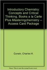Introductory chemistry corwin 6th edition download