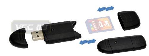 Digital Concepts CR35 Multimedia  And Secure Digital Card ReaderB000092TSP : image