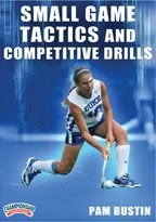 Pam Bustin: Small Game Tactics and Competitive Drills (DVD) by Championship Productions